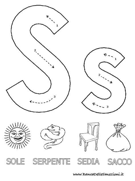 lettere da colorare per bambini lettere alfabeto da stare images