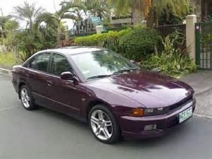 Mitsubishi Vr4 Galant Mitsubishi Galant Saloon 1998 Mitula Cars