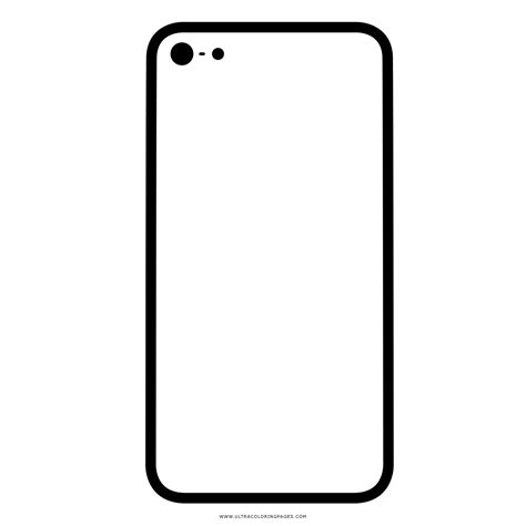 Iphone 7 Coloring Pages by Crafting Iphone Coloring Page 7 Iphone Coloring Page