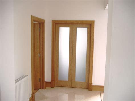 interior door materials advantages of a frosted glass interior door