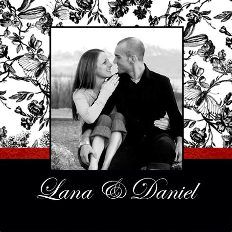 photo wedding invitations personalize your big day with picture wedding invitations
