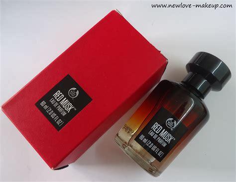 Parfum Shop Review the shop musk eau de parfum review new makeup