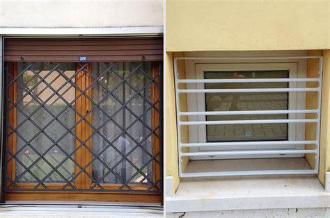 inferriate mobili per finestre inferriate per finestre a treviso e kris metal
