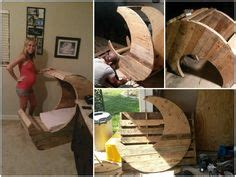 Beautiful Diy Moon Crib Diply - 1000 images about pallet beds headboards on