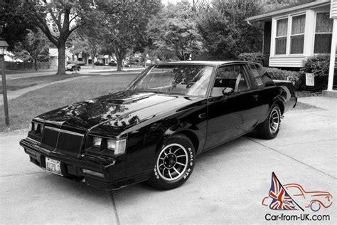 1985 buick regal grand national 1985 buick regal grand national coupe 2 door 3 8l