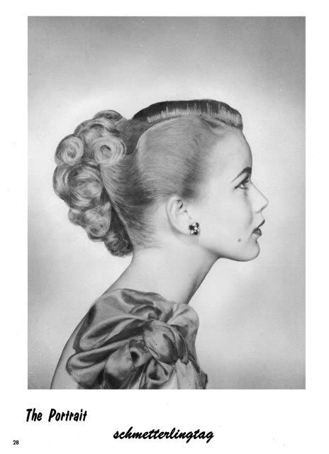 Wedding Updo Hairstyles Book by 1950s Atomic Hairstyle Book Create 50s Hairstyles