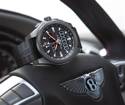 Breitling Bentley Supersport Breitling X Bentley Supersports B55 The Awesomer