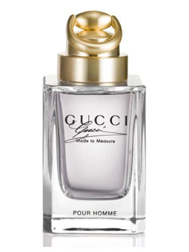 made to measure gucci cologne a fragrance for 2013