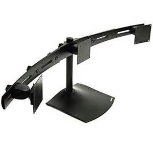 33 323 200 Ds100 Triple Monitor Desk Stand Ergotron Ds100 Monitor Desk Stand