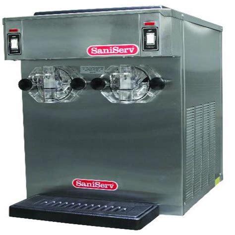 Countertop Machine by Saniserv 691 Countertop Medium Volume 14 Qt Shake