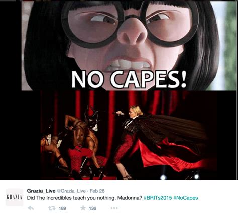 No Capes Meme - a seriously trendy week nocapes thedress