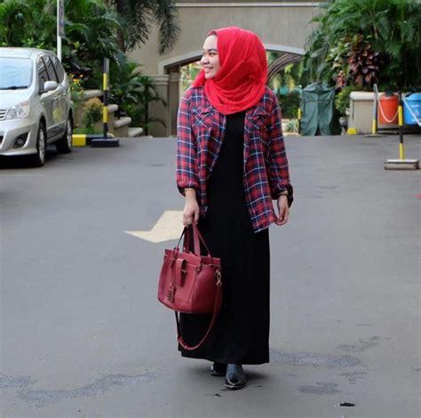 Hotd Kemeja hotd referensi penggunaan kemeja untuk hijaber