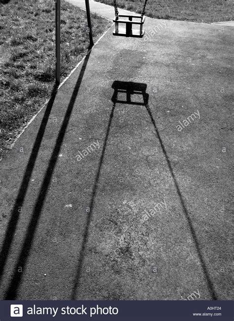 shadow swing swing shadow stock photo royalty free image 3265571 alamy