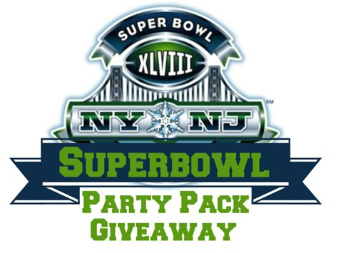 Super Bowl Giveaway - superbowl 2014 party pack giveaway made by a princess
