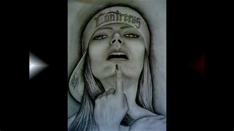 imagenes aztecas cholas mis dibujos a l 225 piz 2013 my drawings youtube