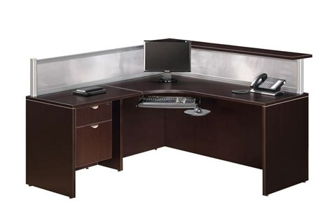 ndi office furniture borders series reception desk plb12