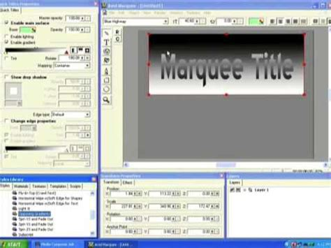 puppet linux tutorial youtube avid marquee title tool tutorial youtube