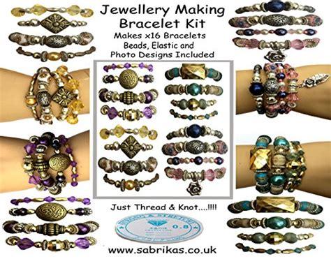 where can i buy supplies to make jewelry x 16 bracelet jewelry kit buy in uae