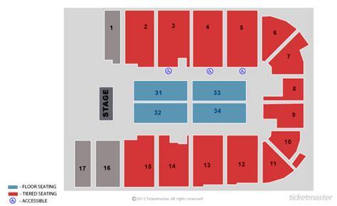 Bic Floor Plan Simply Red Platinum Tickets Edinburgh Castle Esplanade