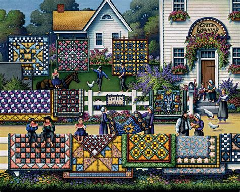 amish quilts dowdle folk