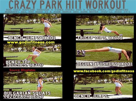 park bench workouts the 25 best workout sheets ideas on pinterest belly