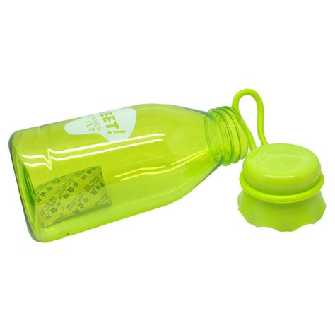 Botol Minum Cup botol minum sweet fashion cup transparant color 350ml sm 8405 green jakartanotebook