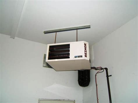 electric heaters for a garage