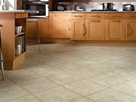 Kitchen Floor Sheet Vinyl Kitchen Flooring Options Vinyl Kitchen Flooring