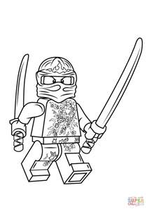 pics photos lego ninjago kai coloring pages pictures