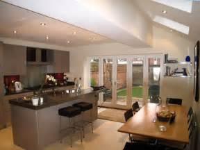 Kitchen Extension Design Subwaytilesbacksplashpendantlightingcrisp White Kitchen Gringo 79