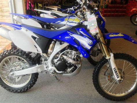 wr250f for sale 2012 yamaha wr250f dirt bike for sale on 2040 motos