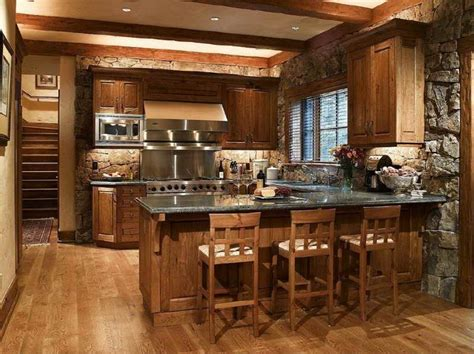 Rustic Kitchen Ideas Pictures Rustic Home Bar Designs