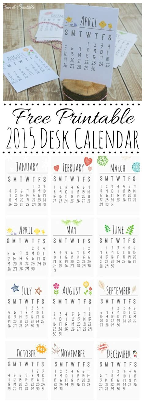 diy planner 2015 free printable how to get organized 10 free printable calendars and