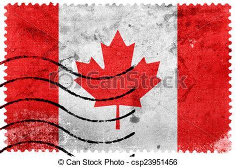 Porto Brief Schweiz Kanada Stock Illustrationen Kanada Fahne Altes Porto Briefmarke Csp23951456 Suchen Sie