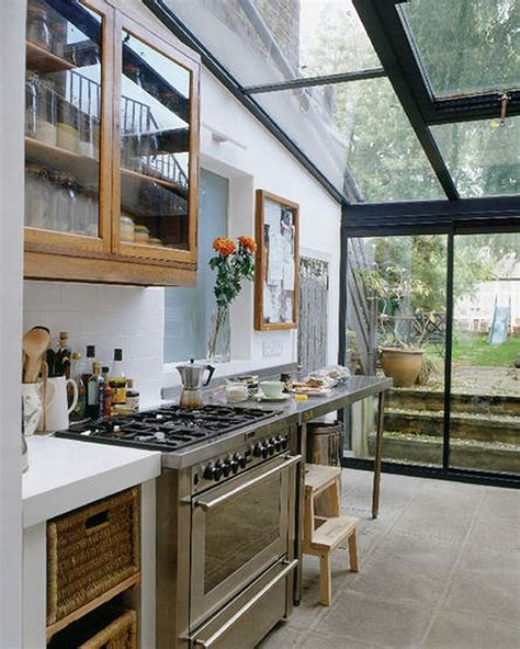 kitchen conservatory ideas conservatory kitchen ideas 22 mobmasker