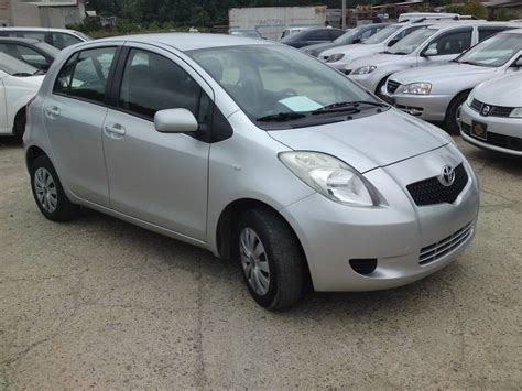 Yaris Toyota 2005 2005 Toyota Yaris Photos 1 3 Gasoline Ff Automatic For