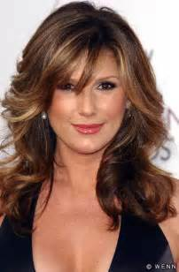 best hair color for 40 something daisy fuentes hair