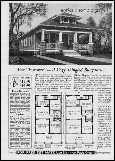 wardway mail order house  elsmore vintage house