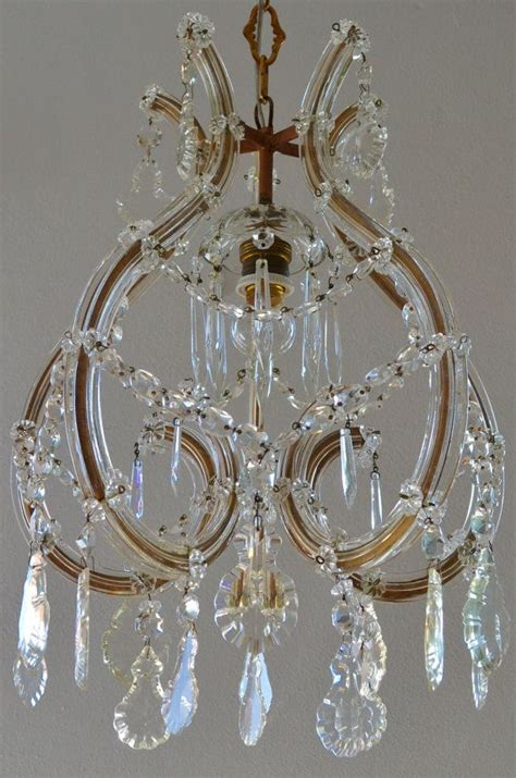 17 Best Images About Crystal Chandelier Czech Glass On Cheap Shabby Chic Chandeliers