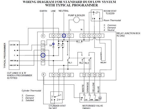 honeywell zone valve wiring diagram honeywell zone valve