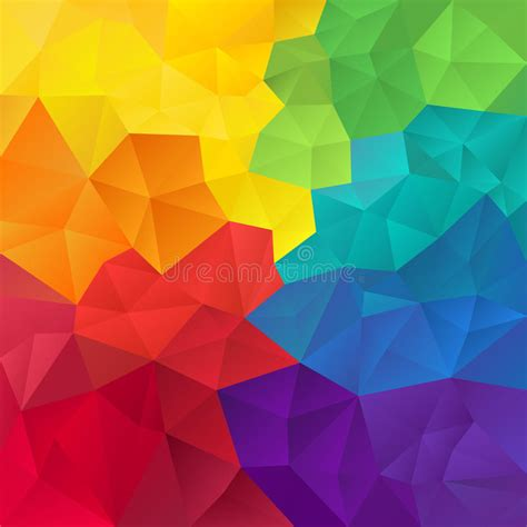 polygon pattern background free download vector irregular polygon background with a triangle