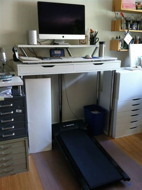 ekby alex desk 17 best ideas about treadmill desk on pinterest