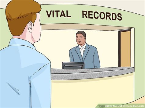 Find Divorce Records 3 Ways To Find Divorce Records Wikihow