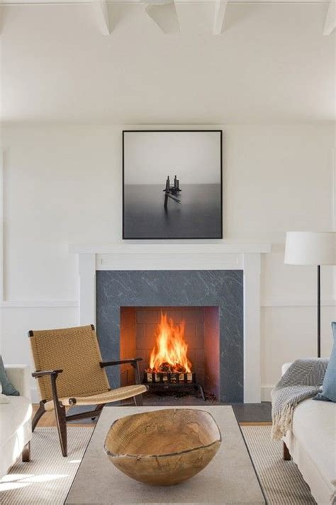 Slate Surround Fireplace by Le 25 Migliori Idee Su Slate Fireplace Surround Su