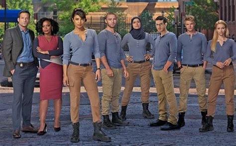 theme song quantico abc renews once upon a time quantico the goldbergs and