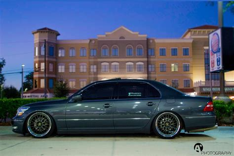 slammed lexus ls430 post pics of 20 s on your ls430 page 29 clublexus