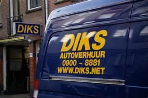 Car Rental Amsterdam Nl Diks Autoverhuur Car Rental Amsterdam Noord