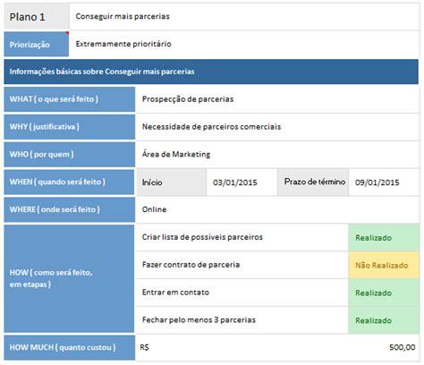template personalizado consultoria de conte do por um pre o 5w2h plano de a 231 227 o o que 233 e como fazer blog luz
