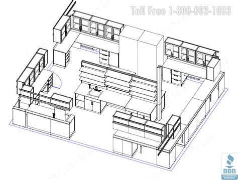 layout plan of laboratory laboratory casework floor plans microbiology lab