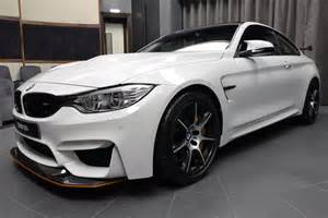 Bmw M4 White Gallery Bmw M4 Gts In White